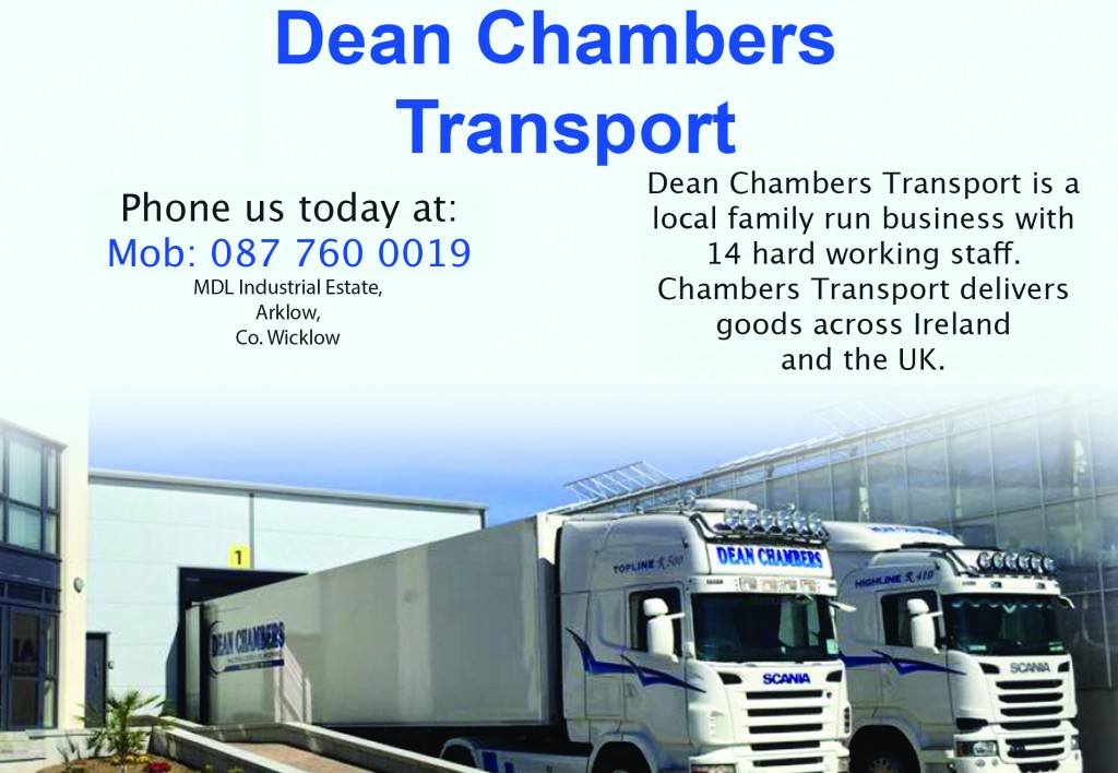 Dean Chambers Transport