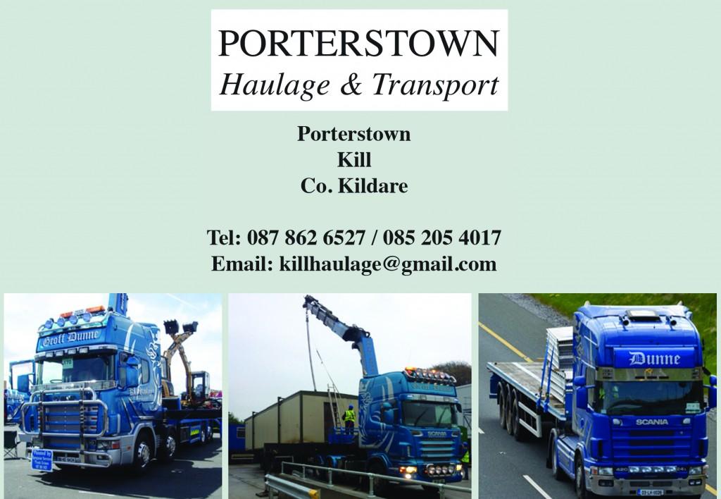 Porterstown Haulage Half P