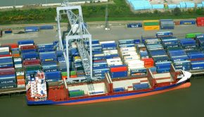 Port of W