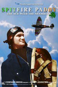Spitfire Paddy Poster