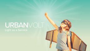 UrbanVolt light as a service