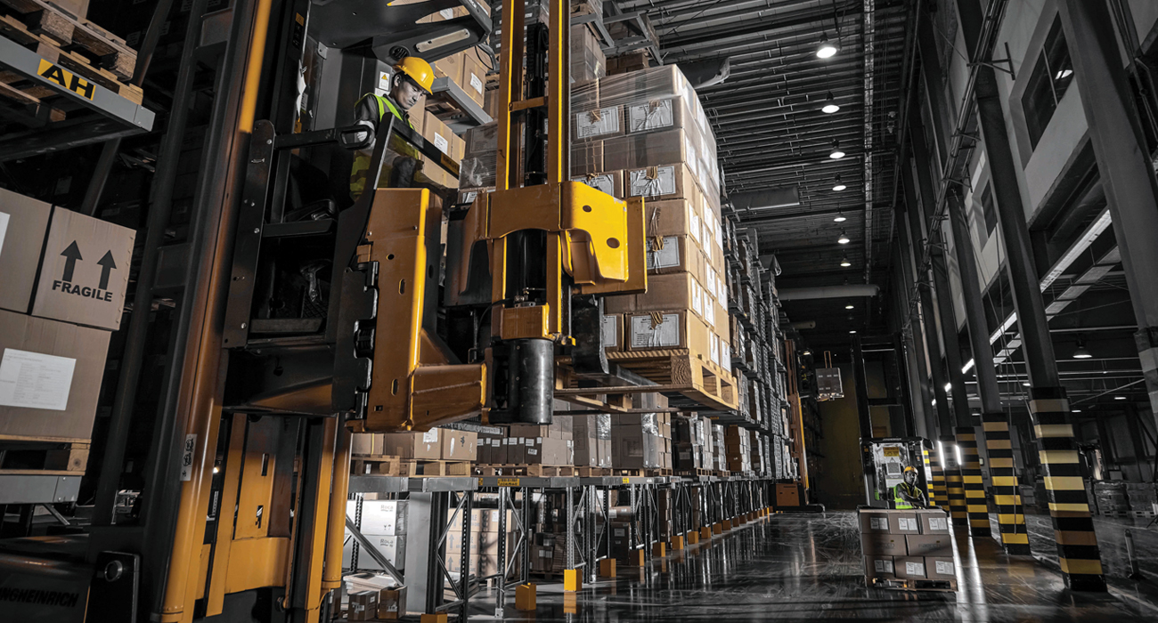 A New Generation of Technologies for Contract Logistics