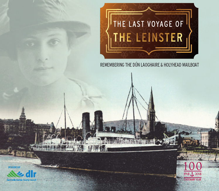 The Sinking of Mail Boat RMS LEINSTER