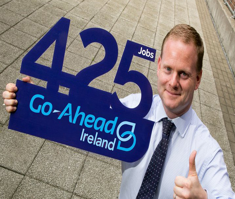 Go-Ahead Ireland Creates 425 Jobs With €8.5m Irish Investment