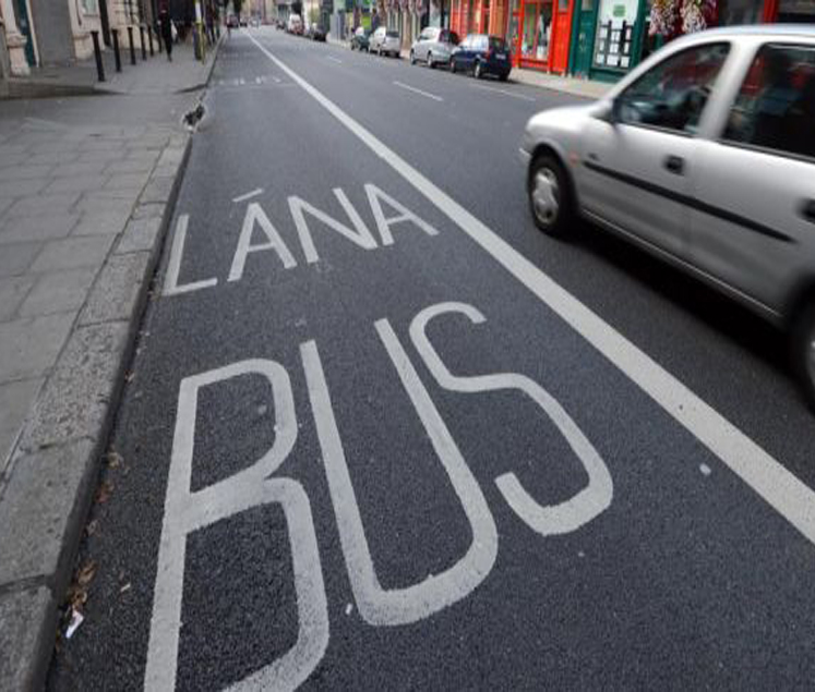 Dublin's New Bus Corridors Project to Enhance Main Routes