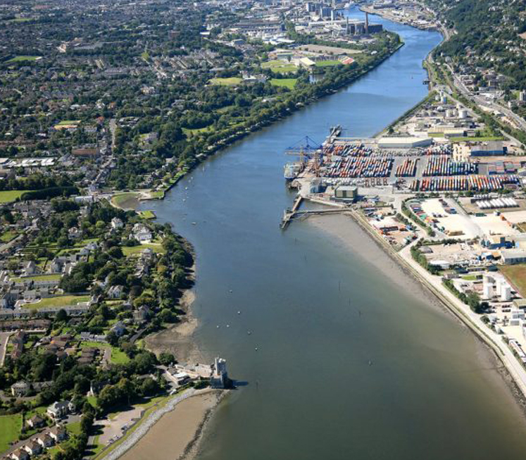 Cork Port & Developing Ireland's Most Advanced Container Terminal