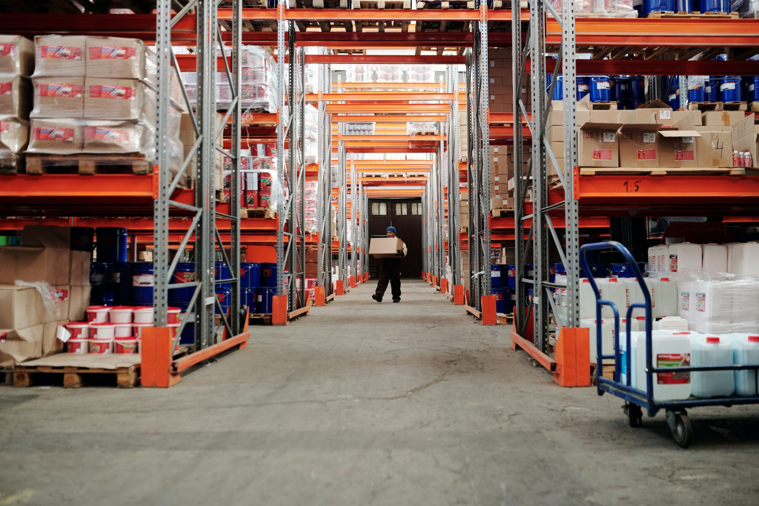 European logistics investment soared to seven-year high of EUR 38.64bn in 2020