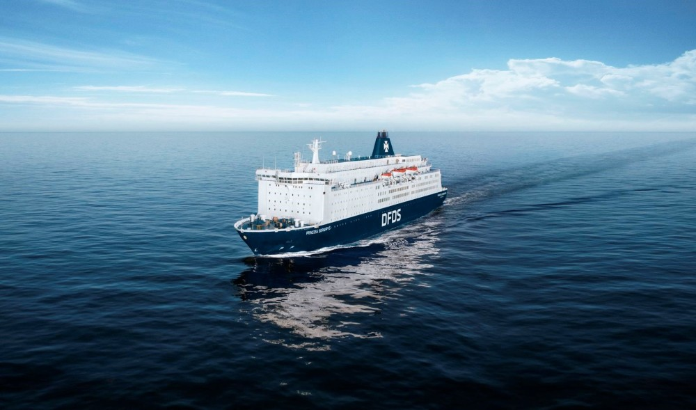 Fourth Freight-Ferry DFDS to Add to Direct Ireland-France Route Connecting Europe
