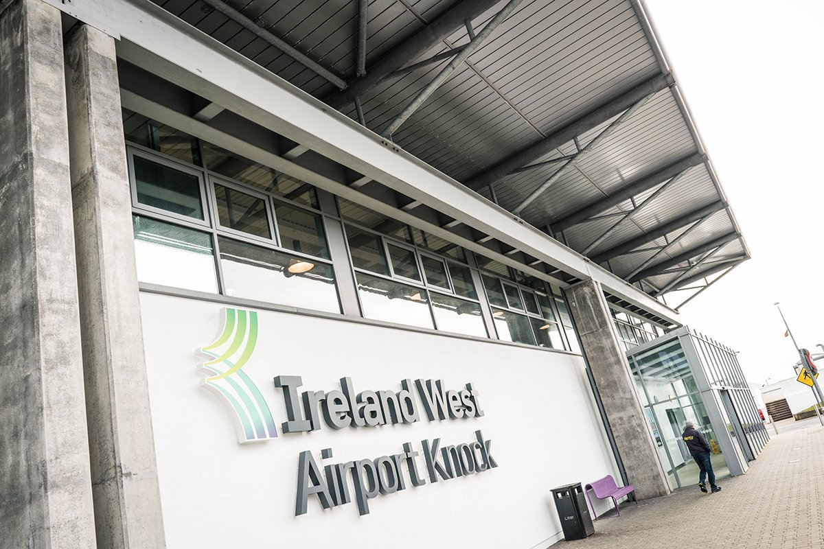 Minister of State Naughton announces €11m in capital funding for Regional Airports