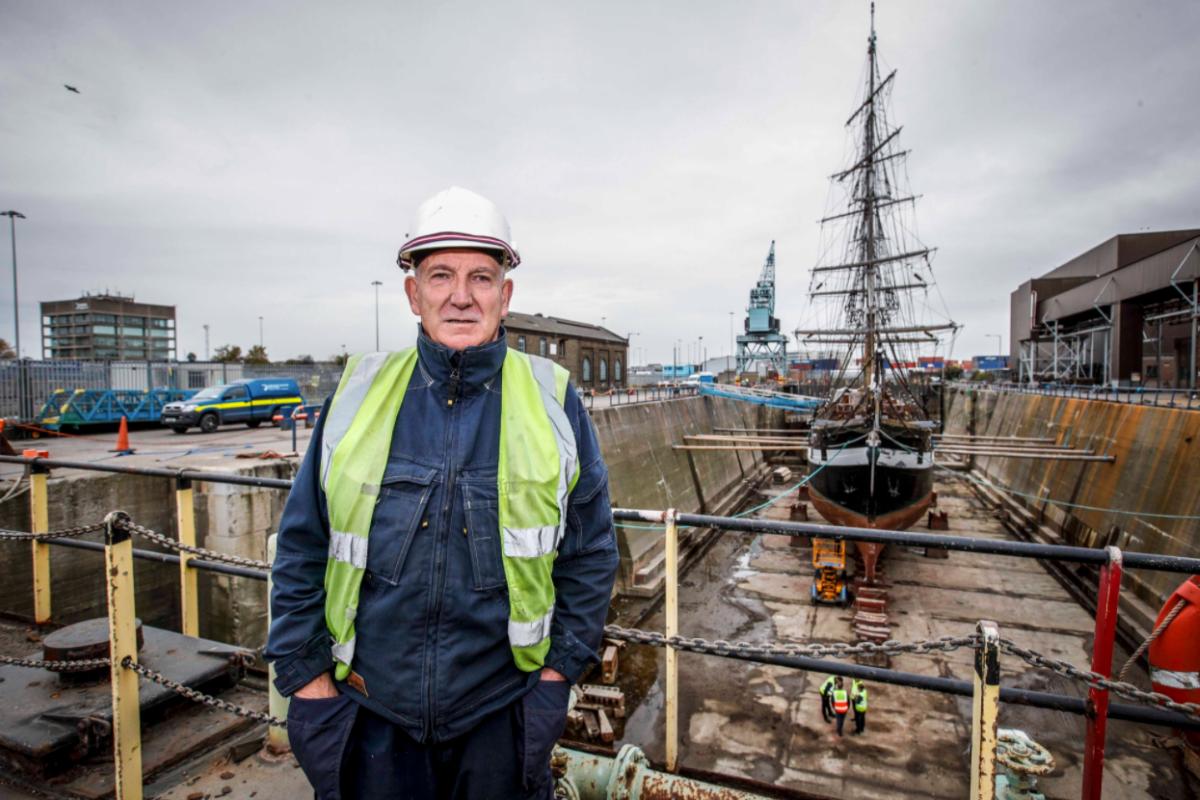 Dublin Port: Testing the Water