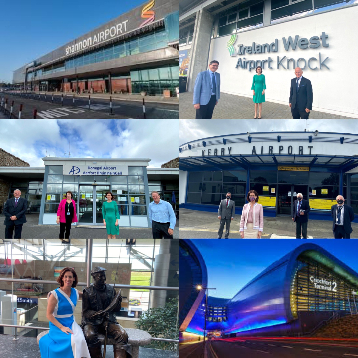€23m in Covid-19 Funding for Irish Airports