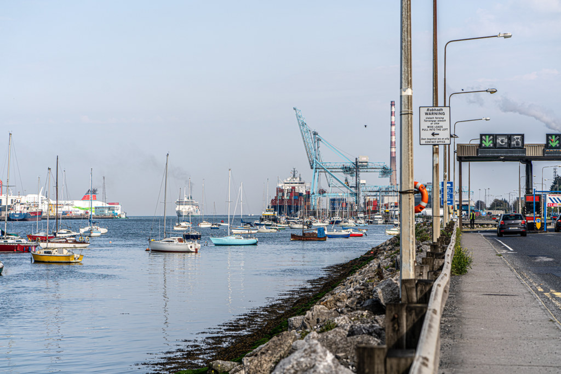 Dublin Port Publishes Infrastructure Charges Pricing Strategy 2022-2026
