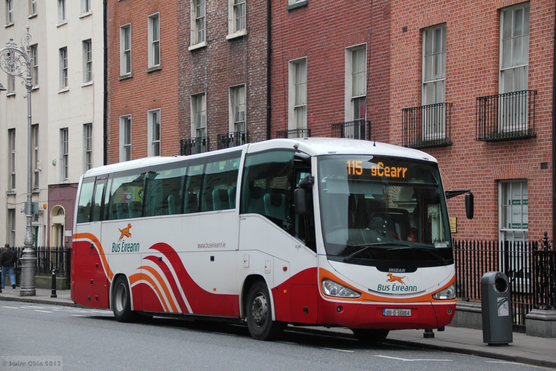 €1 Promotional Fare With New TFI Go App