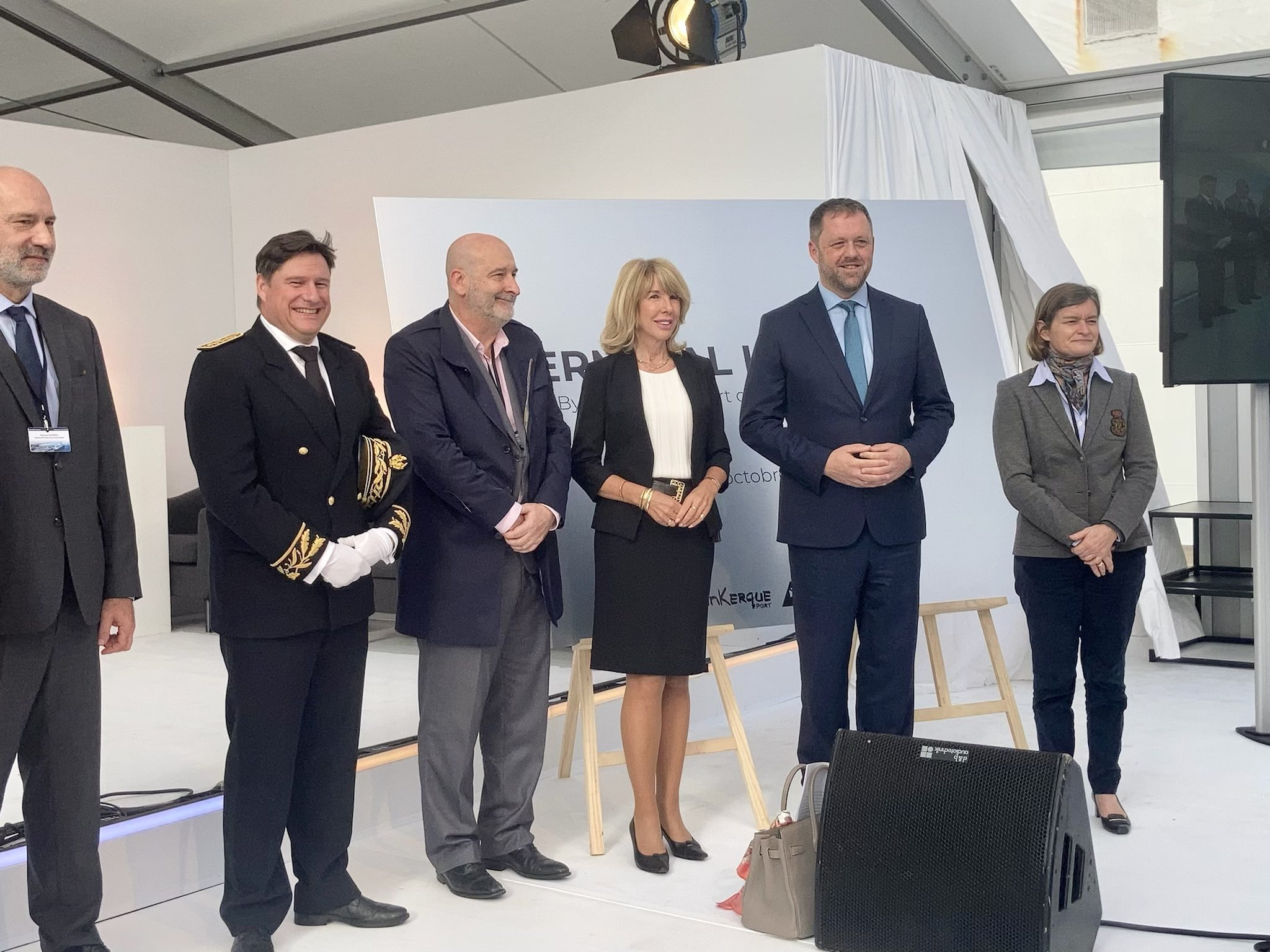 Irish-French Sea Connections Reach 44 With Dunkirk Terminal